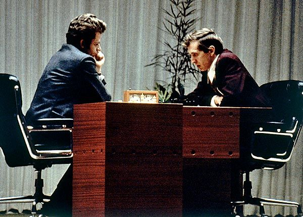 Bobby Fischer World Championship 1972 THINK